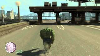 One of SpeirsTheAmazingHD's most viewed videos: Tsunami vs The Hulk GTA 4