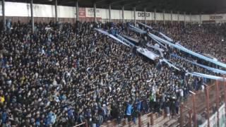 No importa en que cancha juguemos -  Racing 0 -  1 Gimnasia (LP)  (Copa Argentina)