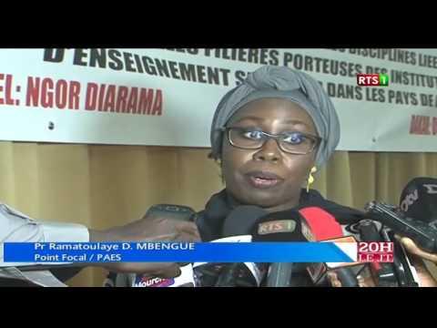 Journal Télévisé 20H de la RTS1 du mardi 17 mai 2016