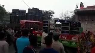 Bhadrak #chudakuti melana # 👮 police # Dj # fight