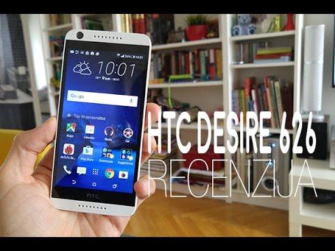 HTC Desire 626 Recenzija