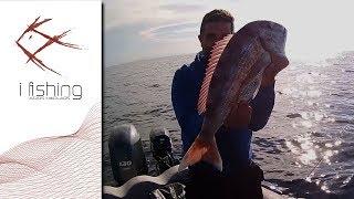 Ψάρεμα Slow Jigging με έντονα ρεύματα – Shimano Ocea Jigger 2000 NRHG – Φαγκρί 6 kg