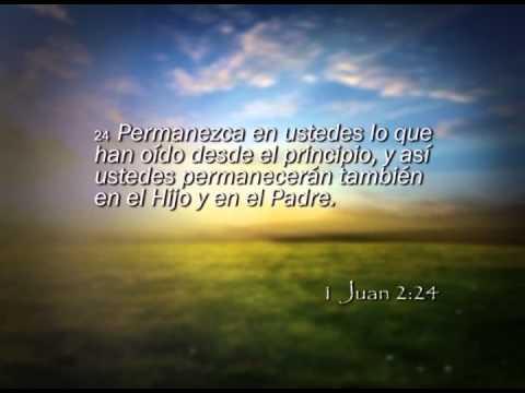 Reavivados por su Palabra - 21/6/2015 - 1 Juan 2