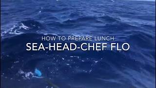 Sea Head Chef Flo