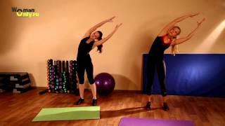 Лучшее видео с упражнениями по растяжке!(Лучшее видео с упражнениями по растяжке на ВСЕ мышечные группы! Легко и доступно тренер покажет как правиль..., 2012-05-18T06:06:42.000Z)
