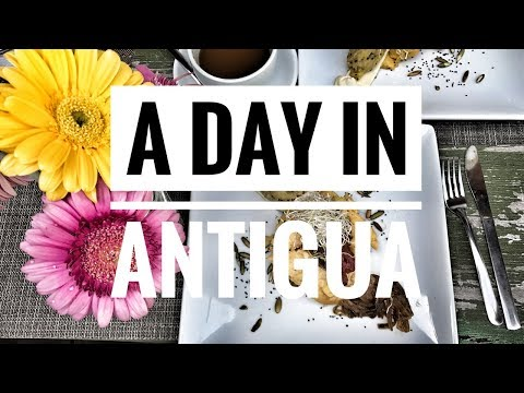 A DAY IN ANTIGUA - GUATEMALA