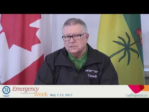 The Government of Canada highlights Emergency Preparedness Week 2017
