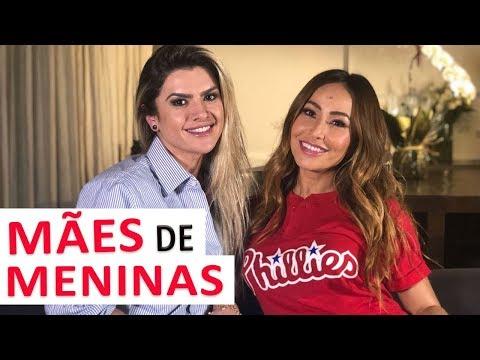 Grávida X Mãe | Sabrina Sato E Mirella Santos