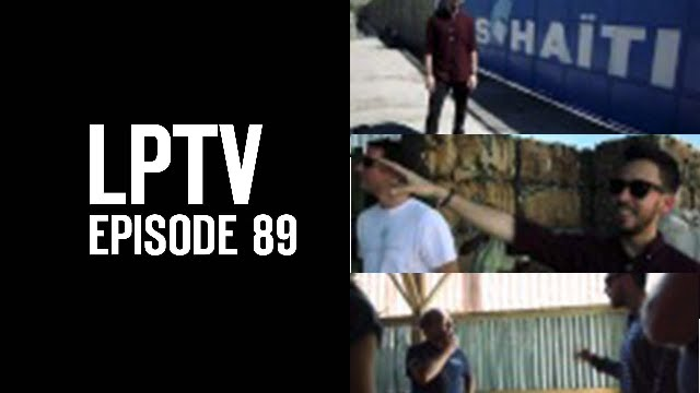 The Band vs Anderson Silva In Brazil | LPTV #89 | Linkin Park