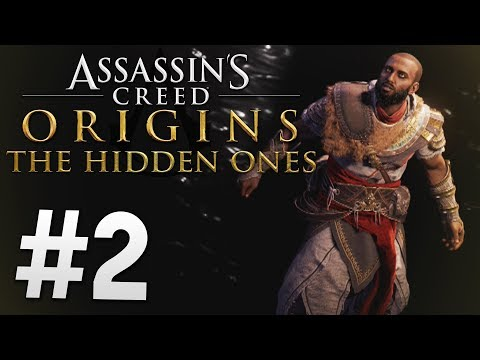Let's Play | Assassin's Creed Origins: The Hidden Ones - #2 (1440p/Xbox One X)