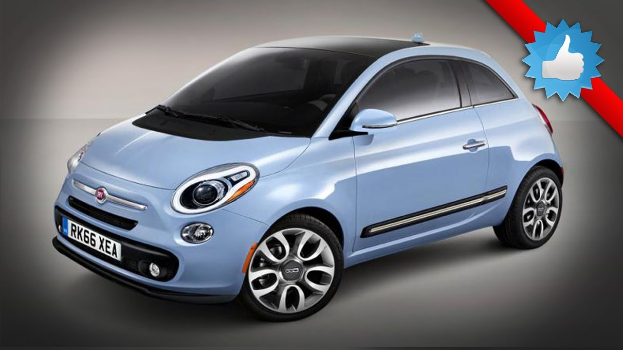 2016 fiat 500 hatchback concept youtube. Black Bedroom Furniture Sets. Home Design Ideas