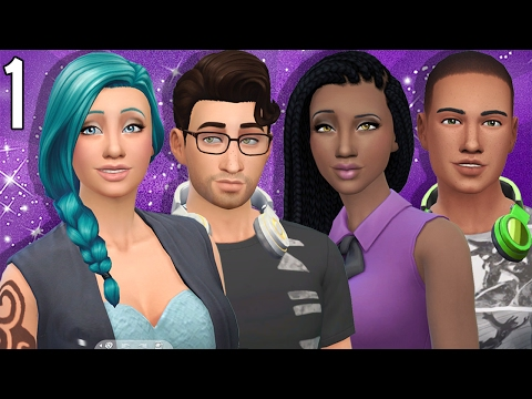 The Sims 4: Get Together - 1 (Shine Bright)