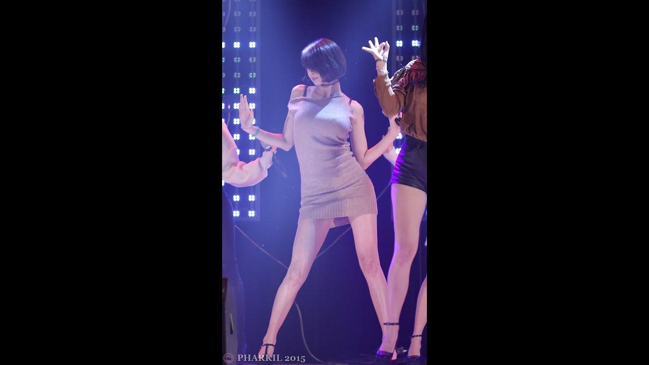 [직캠/Fancam] 151124 헬로비너스(HELLOVENUS) (나라) 비너스(Venus) @ 청양 청소년문화체육진로축제