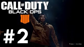 Call of Duty Black Ops 4 Indonesia - Gameplay Walkthrough Part 2