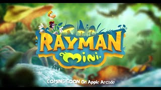 Rayman Mini - Launch Trailer