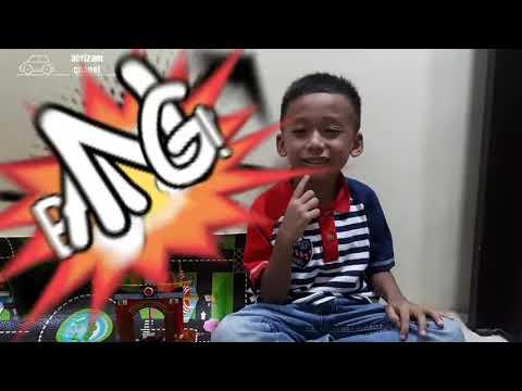 Cara Main Perahu Di Rumah || Dunia Anak || Main Perahu || Video For Kids