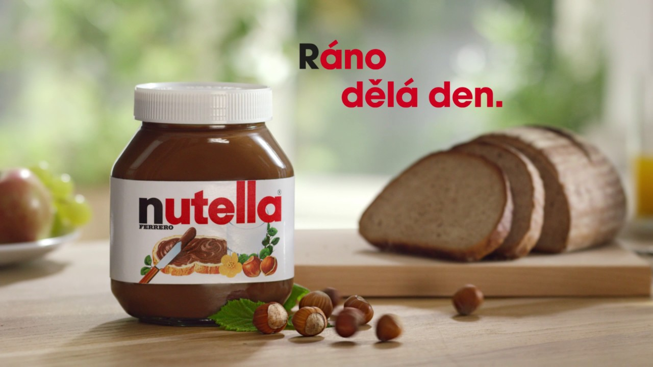 Nutella Werbung
