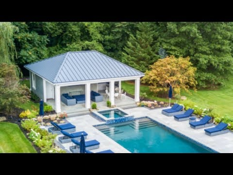 29+ Pool House Design Ideas