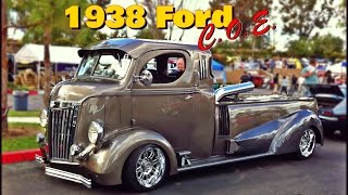 1938  Ford COE Full Custom