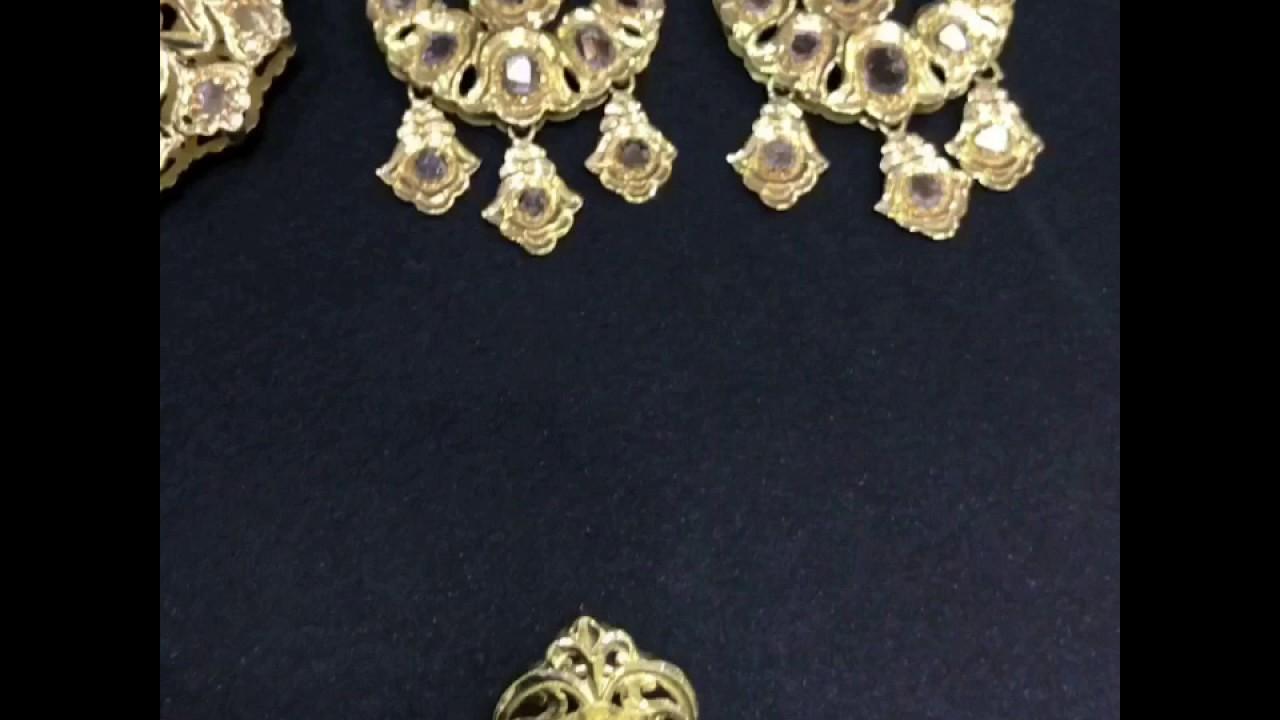 Collection Boucle d oreille Beldi Or jaune 18K. Histoire D Or By Guennoun 79c2b606ca91