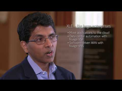 Nokia Insight: Evolving Networks for Cloud, 5G and IoT with Sri Reddy, VP, IP Optical Networking