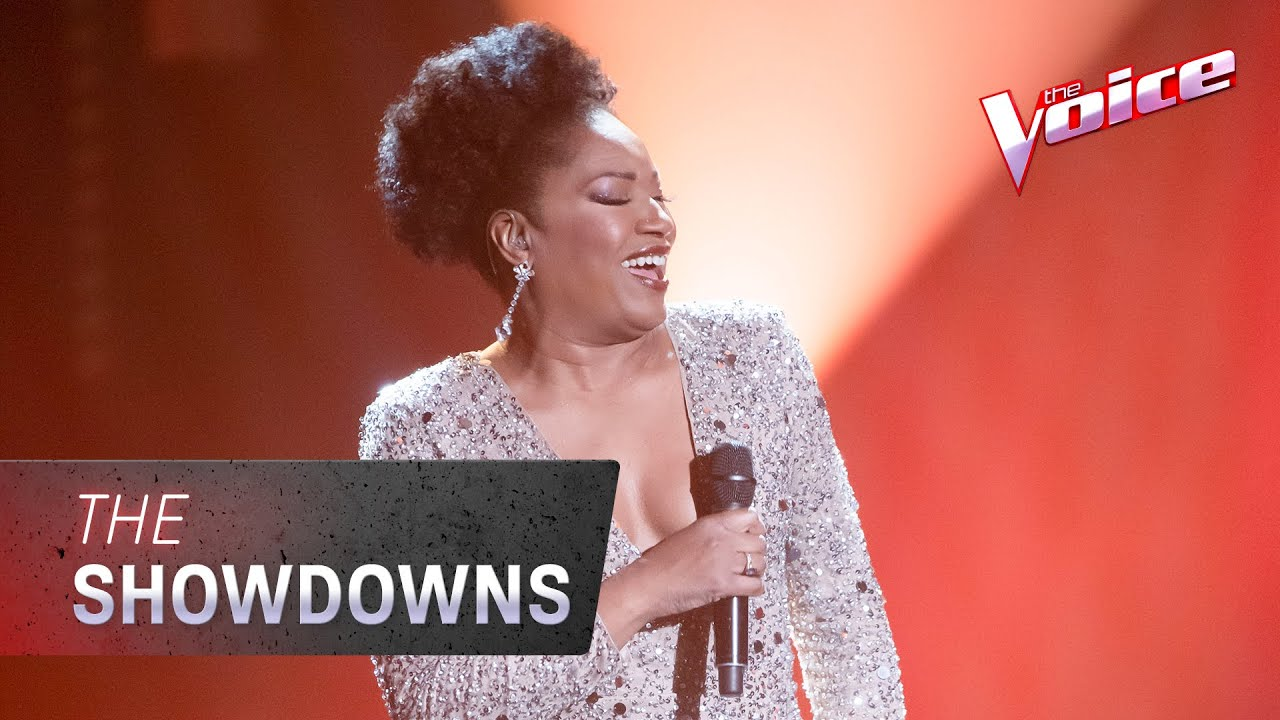 The Showdowns: Angela Sings 'I Still Haven't Found What I'm Looking For' | The Voice Australia 2020