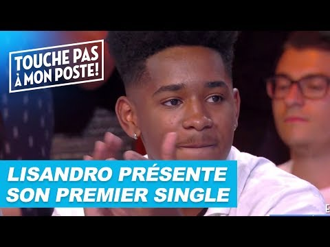 Lisandro (The Voice) présente son premier single