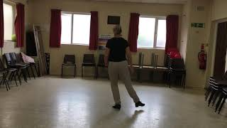 Learn to Tap: Greatest Love new section of dance