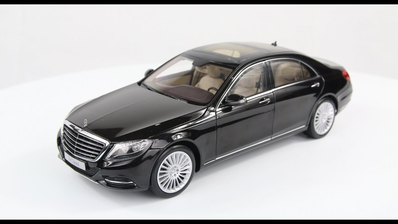 mercedes benz s class 2013 1 18 norev unbox and review youtube. Black Bedroom Furniture Sets. Home Design Ideas