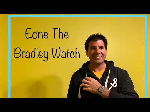 Eone The Bradley: A Watch For Blind, Low Vision, And Visually Impaired: Unboxing And Product Review