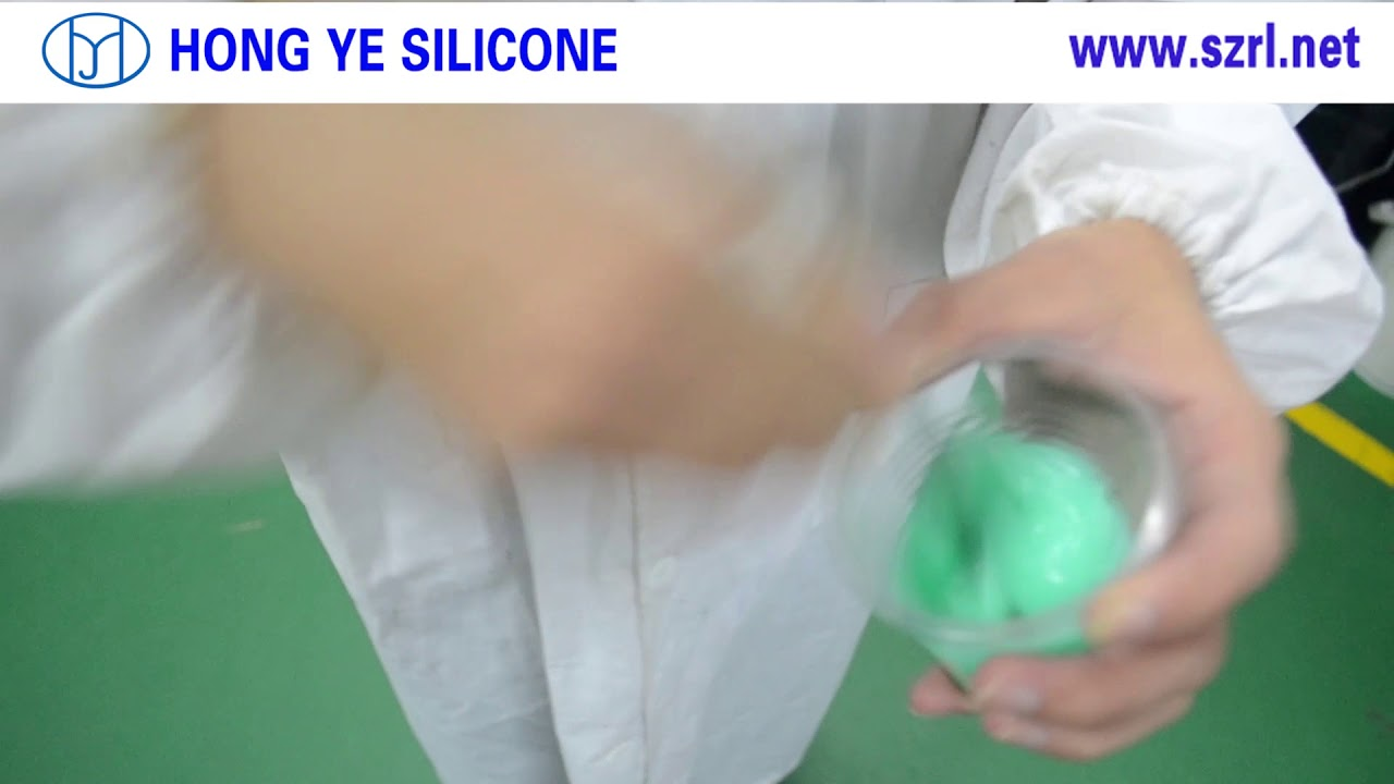how to make silicone foam