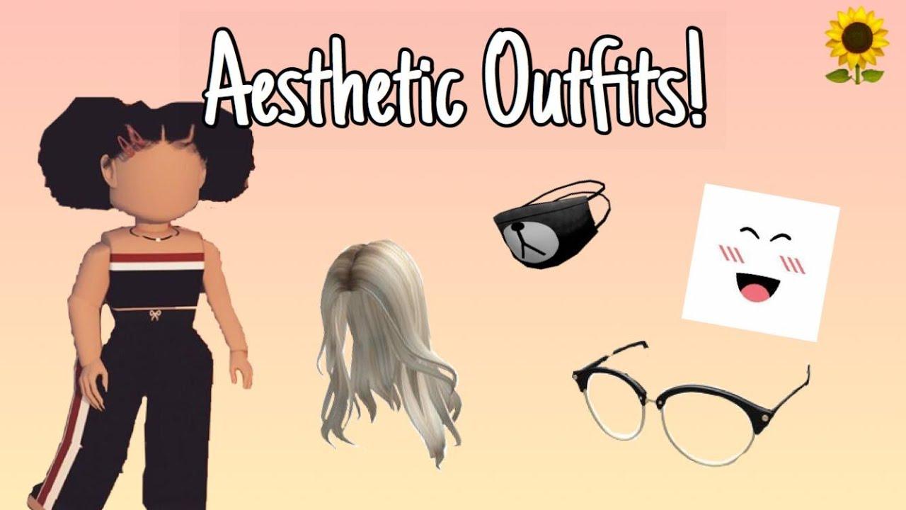 Aesthetic Outfit Ideas For Roblox Adopt Me Sxnflxwerz Youtube