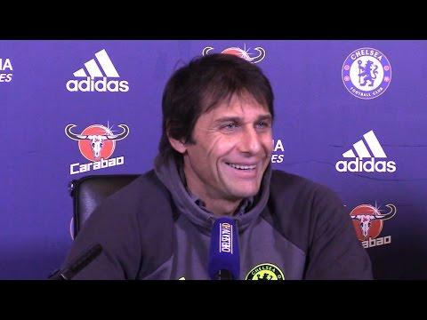 Antonio Conte Full Pre-Match Press Conference - Leicester v Chelsea