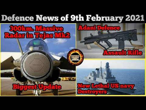 Defence updates and news of 9 February 2021, Tejas Mk2 lates