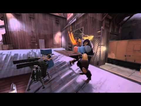 TF2 - Professional Killstreak Engineer Effects (Wrench