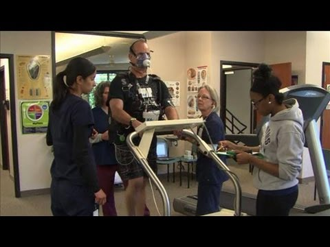Doctors Test Fitness Regimes for 'Industrial Athletes'