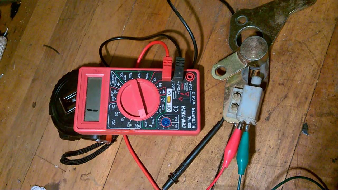 kubota bx23 neutral switch repair [ 1280 x 720 Pixel ]