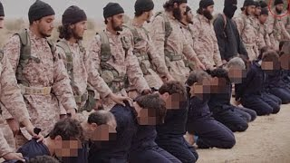 ISIS Beheaded Soldiers On National Tv