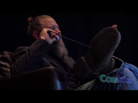 Ryan Hurst talks about his beard (OPIE from SONS OF ANARCHY)