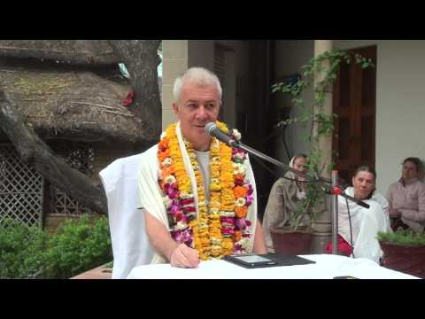 Шримад Бхагаватам 2.10.11 - Чайтанья Чандра Чаран прабху