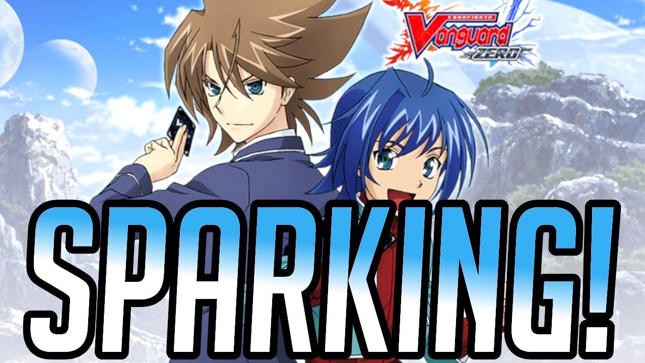 PREMIUM GACHA! / Sparking System / CARDFIGHT VANGUARD ZERO