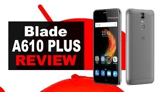 ZTE Blade A610 Plus   review en español