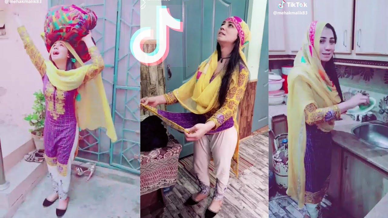 Download Acting Family 420 Mehak Malik Tik Tok Video
