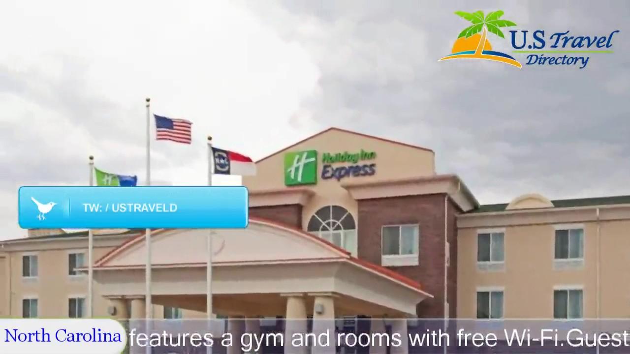 Holiday Inn Express Pembroke Hotels North Carolina