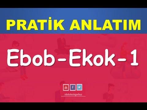 31) Ebob Ekok (Obeb Okek) ✅ Abdül Aziz Gürbüz (2019)