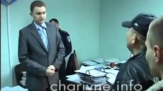 Сашка Белый избил прокурора