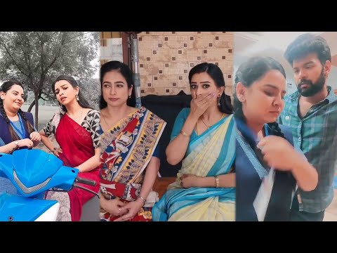 Bhagyalakshmi Serial Actress Reels   Baakiyalakshmi Vijay Tv Serial   Bhagyalakshmi Serial Videos