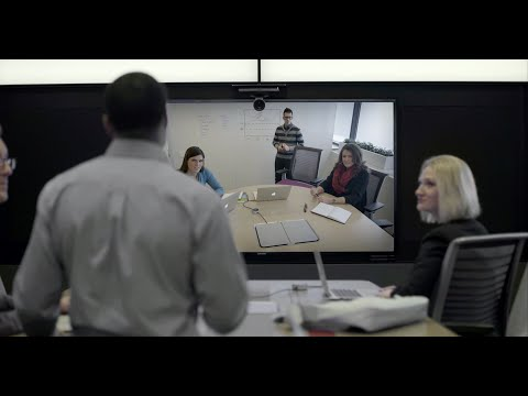 Global Collaboration with media:scape - Steelcase