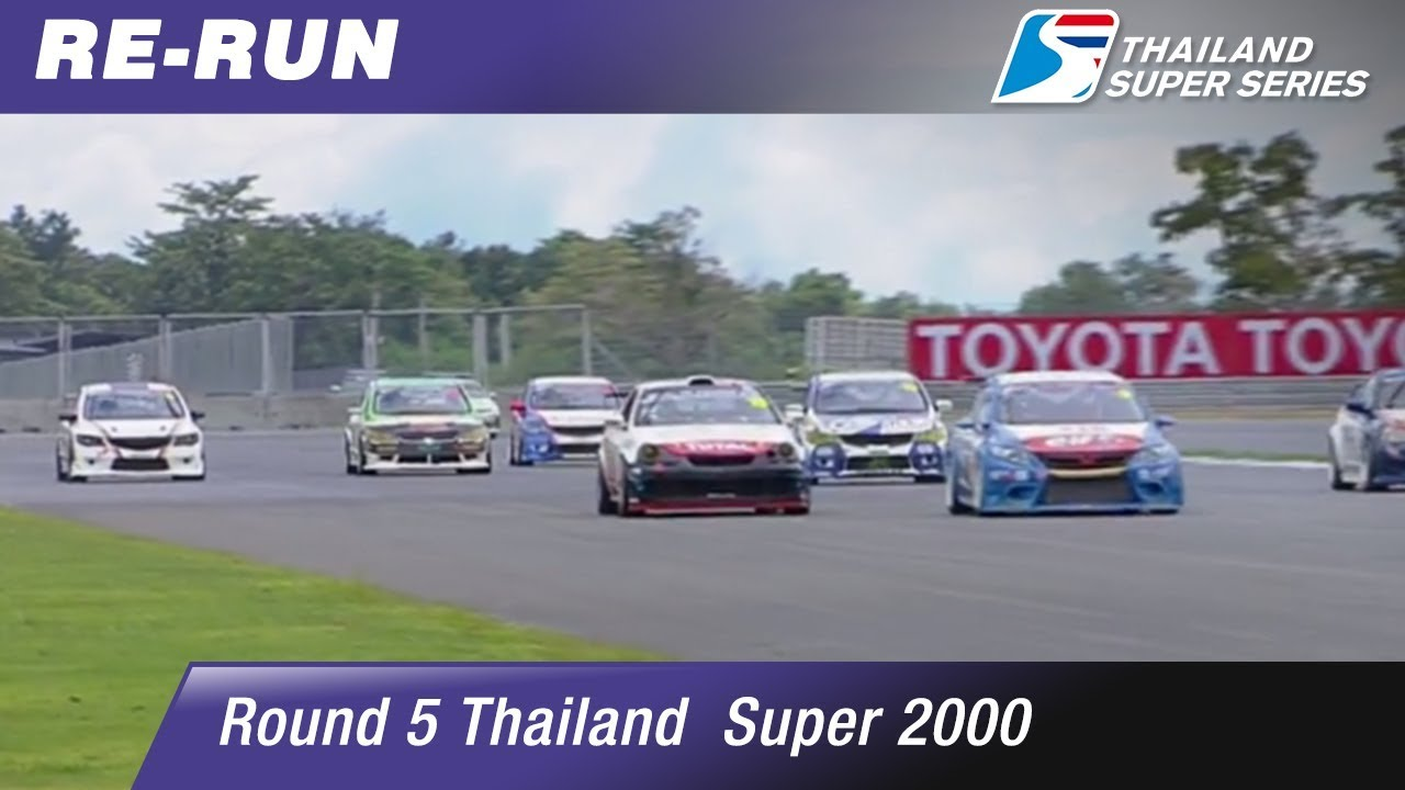 Thailand Super 2000 / Thailand Touring Car Round 5 @Chang International Circuit
