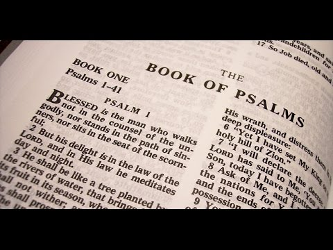 The Complete Book of Psalms KJV Read Along Mp3